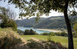 Azienda Agricola Agrituristica La Primula - vista lago