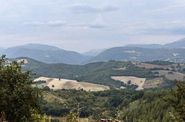 Azienda Agrituristica Terre della Sibilla - paesaggio